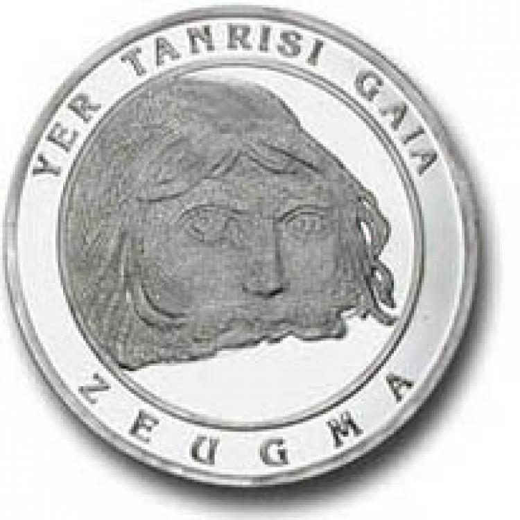 Zeugma Proof - Gümüş - Çil (Sertifikalı) 2003