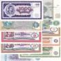 Rusya Banker Mavrodi Para Seti 10 Çeşit Çil PDI22